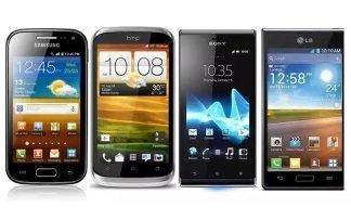 Smartphone economici Android