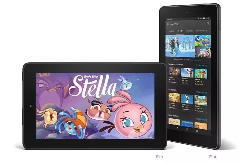 Amazon tablet Fire, Amazon tablet Fire, Amazon tablet Fire