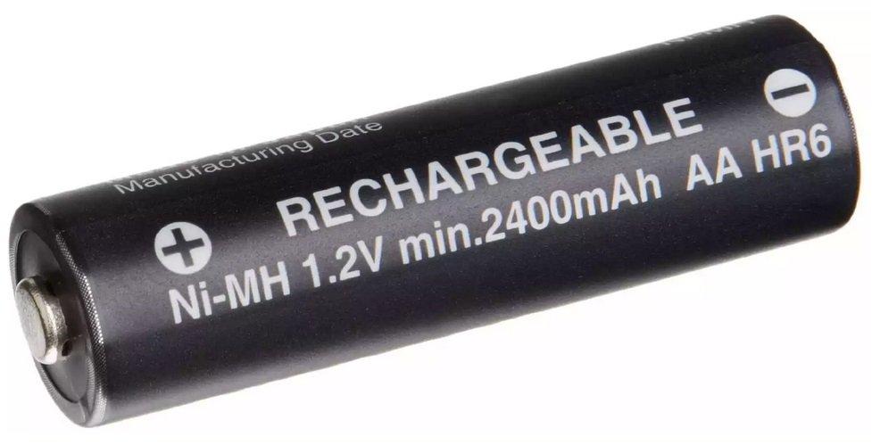 Batterie Ricaricabili e Carica Batterie, Batterie Ricaricabili e Carica Batterie