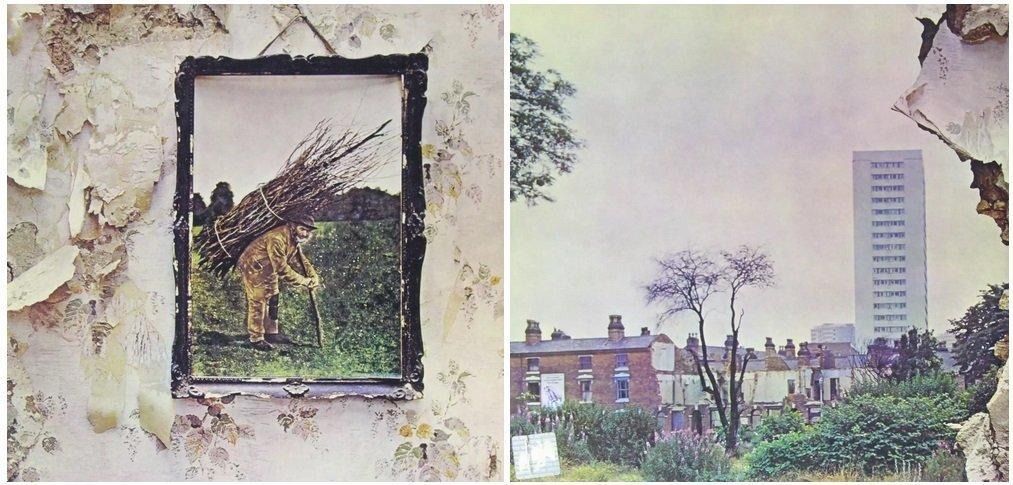 Dischi in vinile Led Zeppelin IV