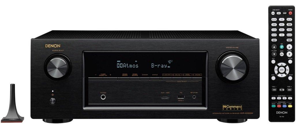 Amplificatore DENON AVR X2200W