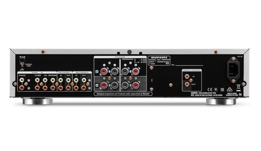 Amplificatore Marantz PM5005 connessioni