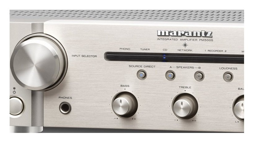 Amplificatore Marantz PM5005 dettaglio