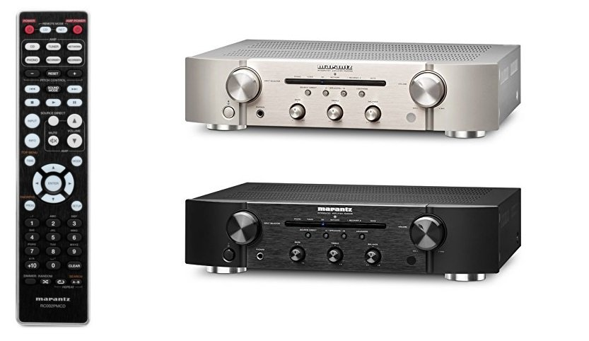 Amplificatore Marantz PM5005 remote s
