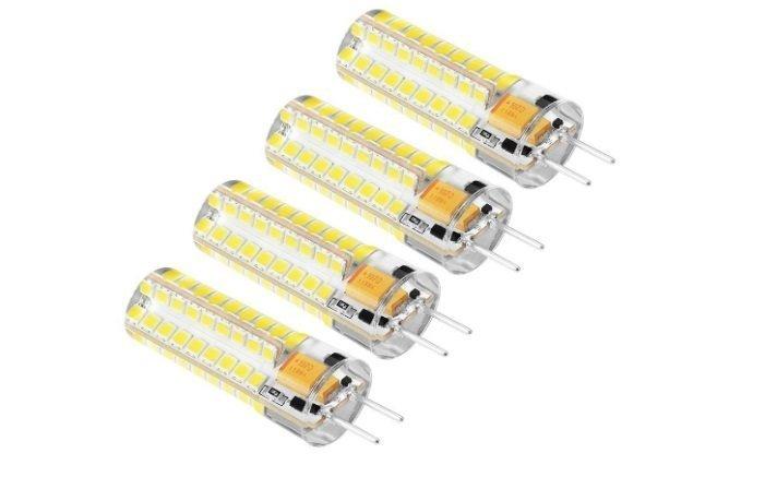 LED GY6.35 quattrox
