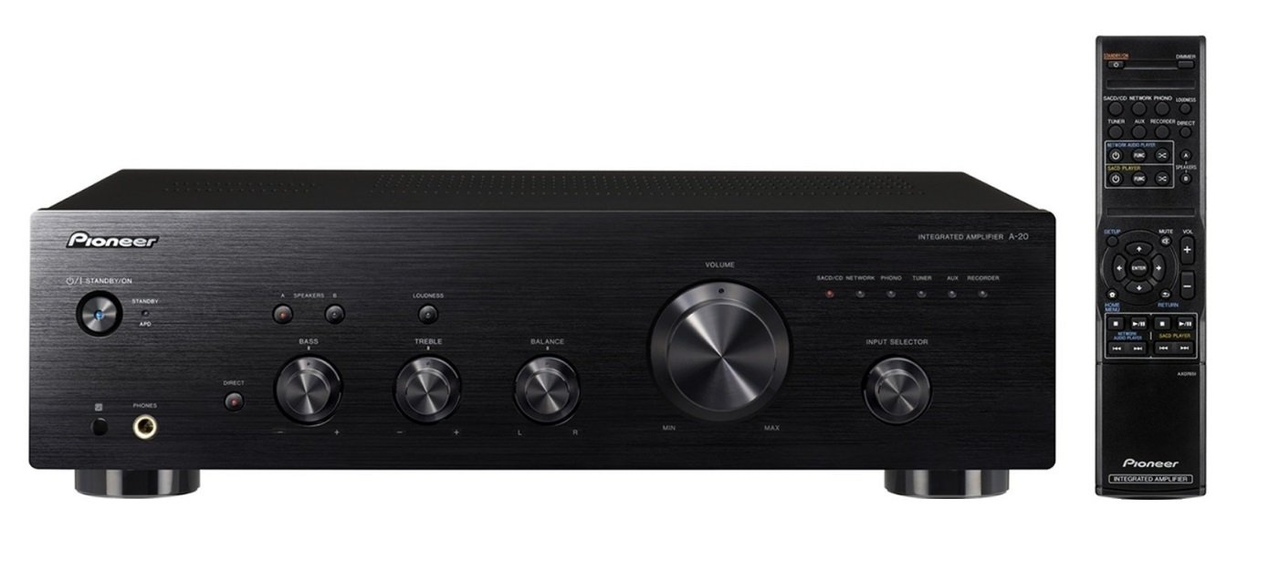 Amplificatore Pioneer A20K (versione black)
