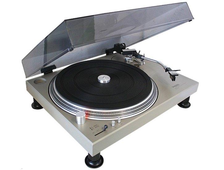 Technics SL 1200 del 1972