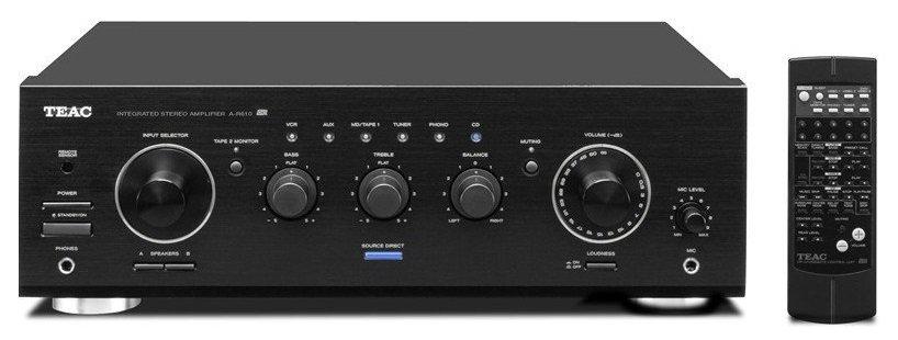 Amplificatore TEAC AR650 con telecomando