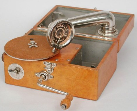 Fonografo Thorens