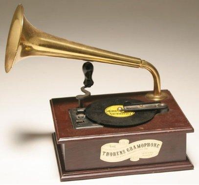 Grammofono Thorens