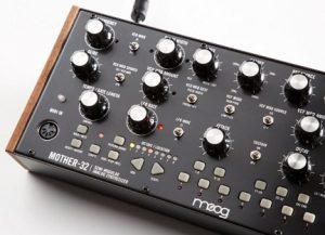 Sintetizzatori analogici Moog