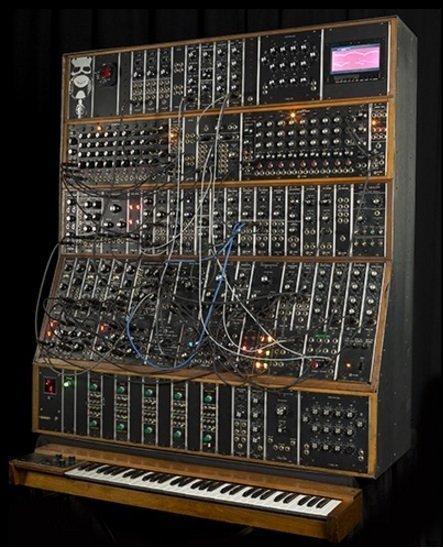 Emerson Moog Modular System