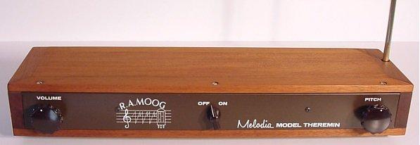 Moog Theremin del 1961