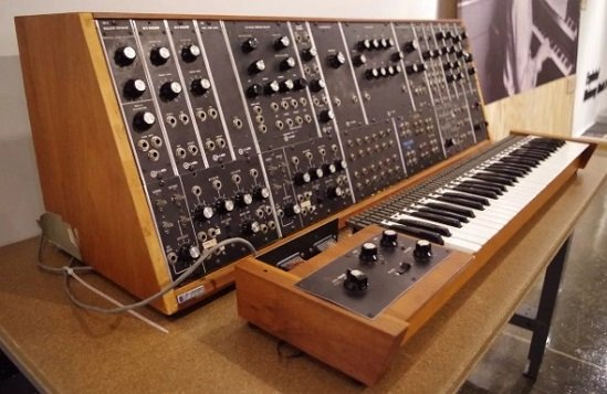 Moog Modular 1c