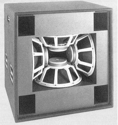 Subwoofer Electro Voice MTL4