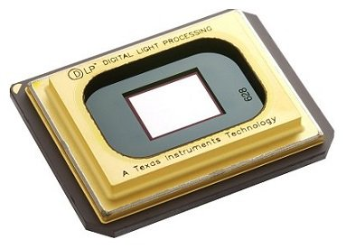Chip DLP Texas Instruments