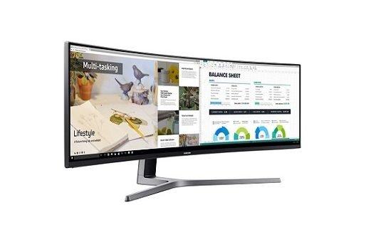 Monitor PC Ultra Wide la nuova era del multitasking