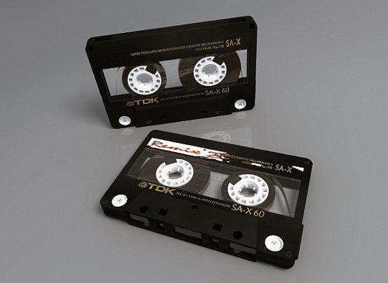 Audio Cassette TDK