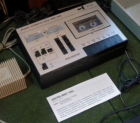 Registratori a cassette Vintage anni 70