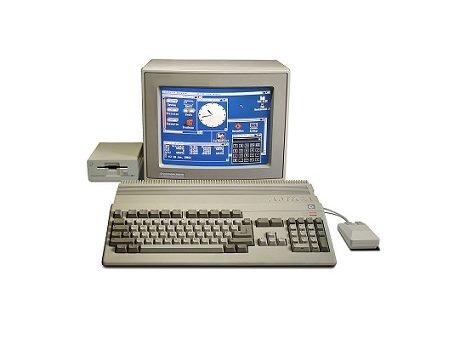 Vecchi Monitor PC