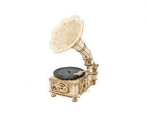 Grammofono vintage da costruire