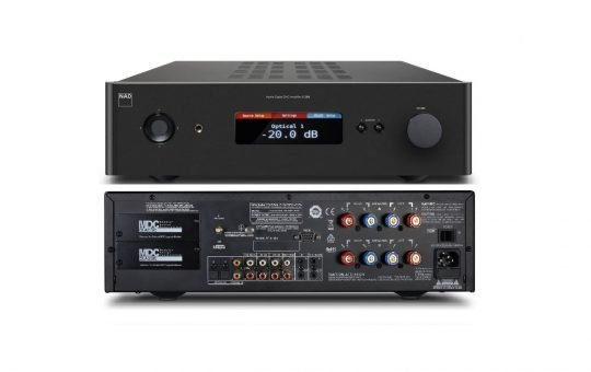 NAD C 388 Amplificatore DAC digitale ibrido