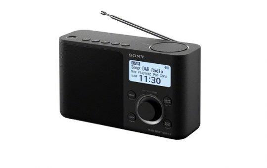 Radio DAB Sony