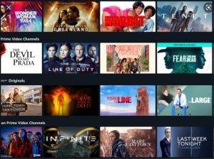 Prime Video Channels prova gratuita 30 giorni